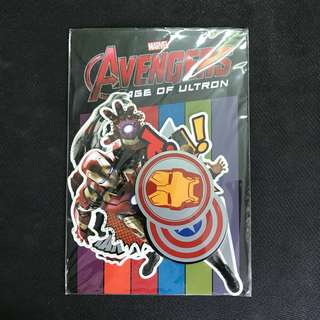 Marvel Avengers - Age of Ultron Stickers (Hot Toys)