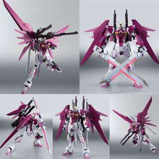 "Robot Spirits -SIDE MS- Destiny Impulse (First Press Limited Package) ""Mobile Suit Gundam SEED Destiny MSV"""