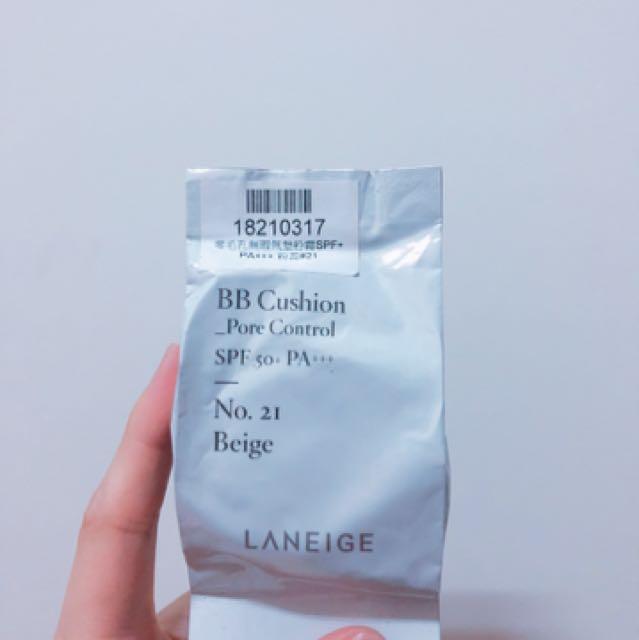 蘭芝氣墊粉餅21色號 ✨全新✨未拆封