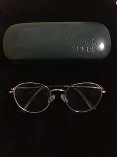 Sunnies specs in reagan (silver)