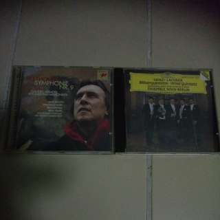 Symphony orchestra music / music instruments