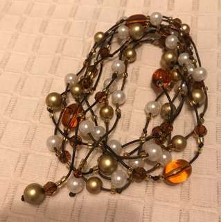 珠珠項鍊5折