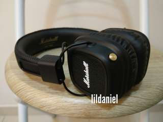 Marshall Major II(Wireless/Cable)