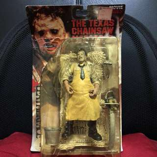 The Texas Chainsaw Massacre Leatherface (Movie Maniacs)