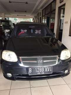 Hyundai Avega GL 2007