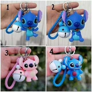 Stitch Keychain