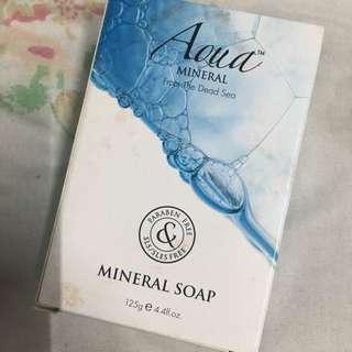 AQUA MINERAL SOAP