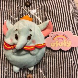 Disney Dumbo 小銀包連扣