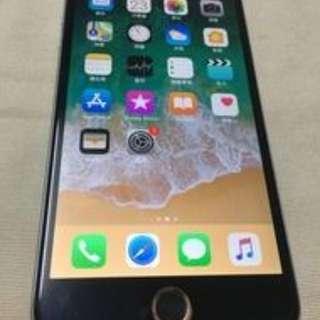 iPhone 6s附充電器耳機    沒盒子   價錢可議