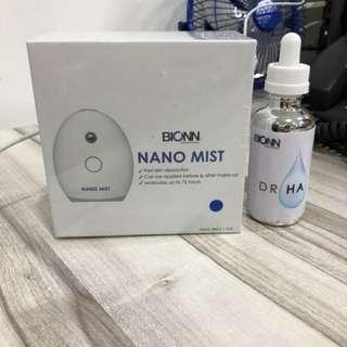 BIONN Portable Device Nano Mist & Toner