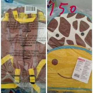 小童長頸鹿背包 backpack