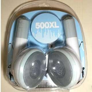 全新 耳筒型 喇叭 500XL Desktop Speakers