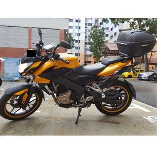 Bajaj Puslar NS200 For Sale