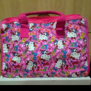 **20% OFF - Price Indicated is before discount** Hello Kitty Bag