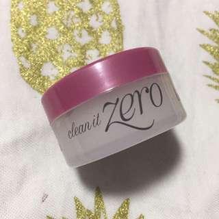 Clean It Zero Makeup Remover