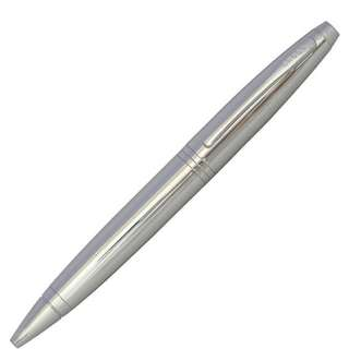 CROSS flounder ballpoint pen pure chrome # AT0112-1