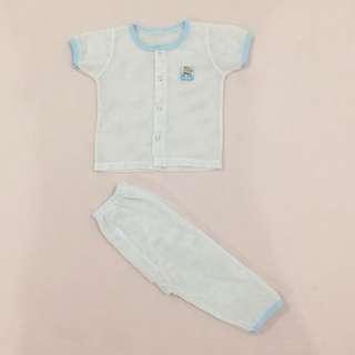 Baby unisex girl or boy tops & long pant set