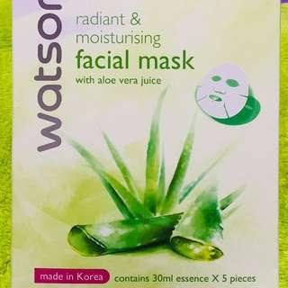 Watson Facial Mask ( Radiant & Moisturising )