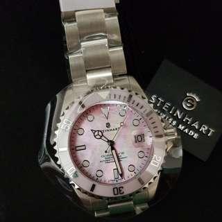 Steinhart Ocean One Ceramic Pink 39mm!
