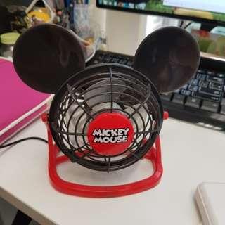 USB 風扇 FAN .MICKEY MOUSE