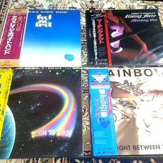 Malmsteen Rainbow AWB LP