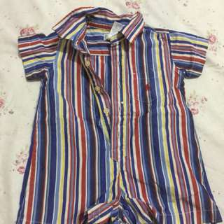Onesie Poloshirt for Babies