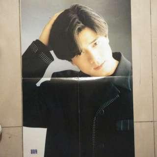 郭富城海報20X30