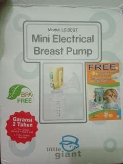 Littel Giant Mini Electrical Breast Pump