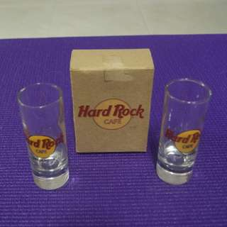 A Pair of Glasses From Hard Rock Cafe