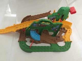 Thomas 路軌 3件全部 送bb音樂玩具
