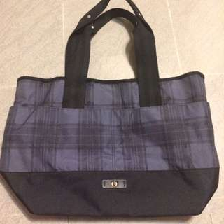 Fred perry hand bag 手袋