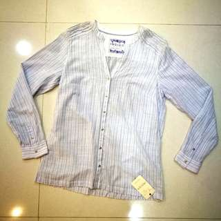 mark & spencer INDIGO blouse kemeja