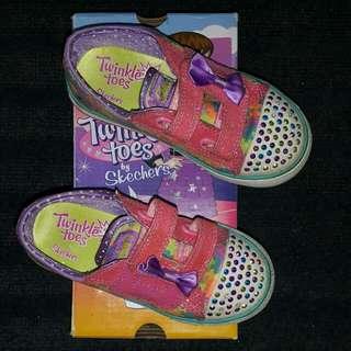 Skechers girl's shoe