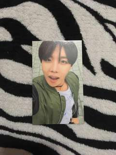 (WTT) JHope photocard - BTS HYYH pt2