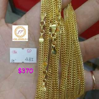 Pawnable Gold Chain