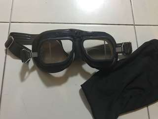 Halcyon Goggles