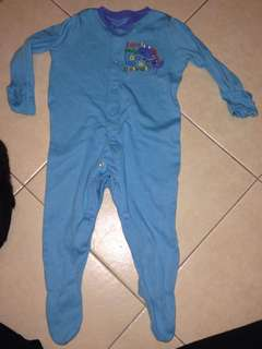 Mothercare Fullbody Baby Romper (3-6mnth)