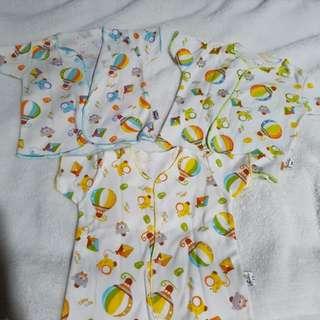Baju libby 3 pcs (baju bayi)