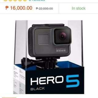 GO PRO Hero 5