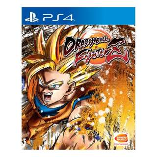 PS4 Dragon Ball Fighter Z (R3) (Standard)