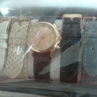 Women's fashionable watch