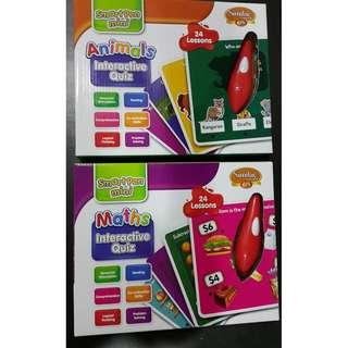 Educational Smart Pen and Interactive Cards