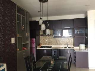 The Lavande Residence for rent 3br + 1br, furnished, harga perbulan 9.5 juta minimal 6 bulan, hub : tlp/wa 08129413867