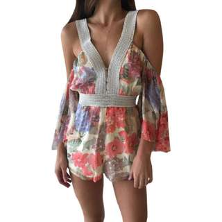 RENT - ALICE MCCALL LIL DARLIN PLAYSUIT
