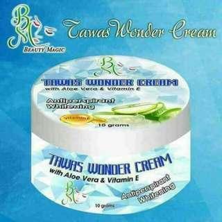 Tawas wonder cream whitening