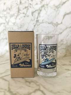 Made in Japan Gelas Mickey Mouse Disney Original