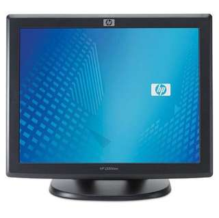 """HP L5006tm 15"""" Touchscreen Monitor and Mag Stripe Keyboard"""