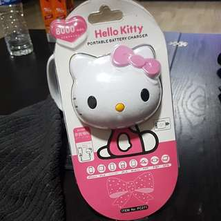 Hello Kitty Powerbank 8000mah