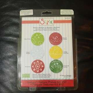 Sizzix Texture Plates