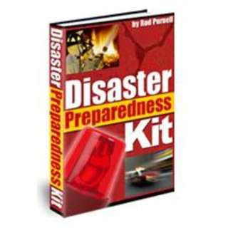 Disaster Preparedness Kit (59 Page Mega eBook)
